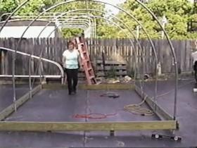 The Original DY Series High Tunnel Hoop Bender