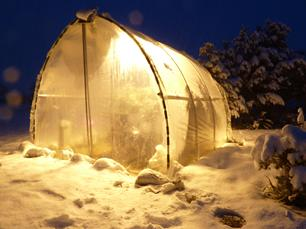 Secrets Of Building Low And High Tunnel Hoop Houses